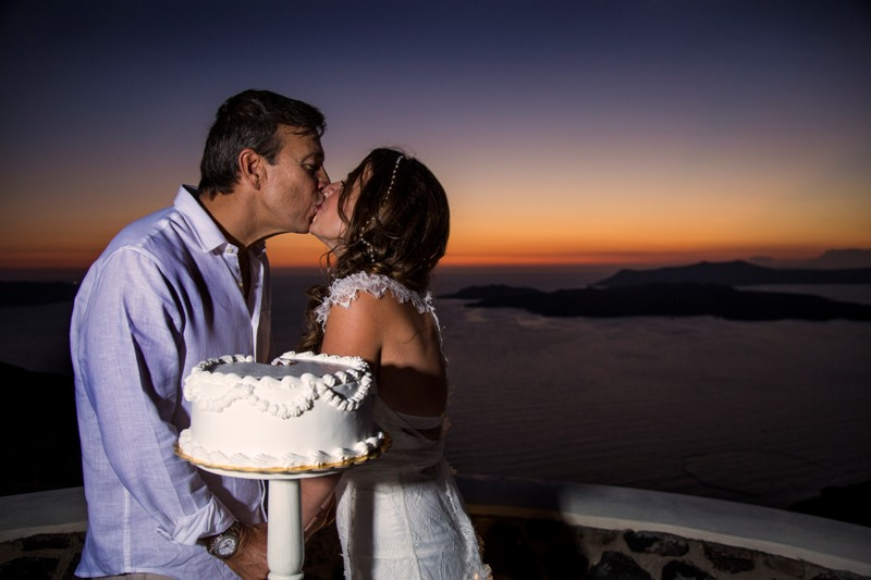Alesandra  Ricardo Lov Weddings Santorini Packages 11