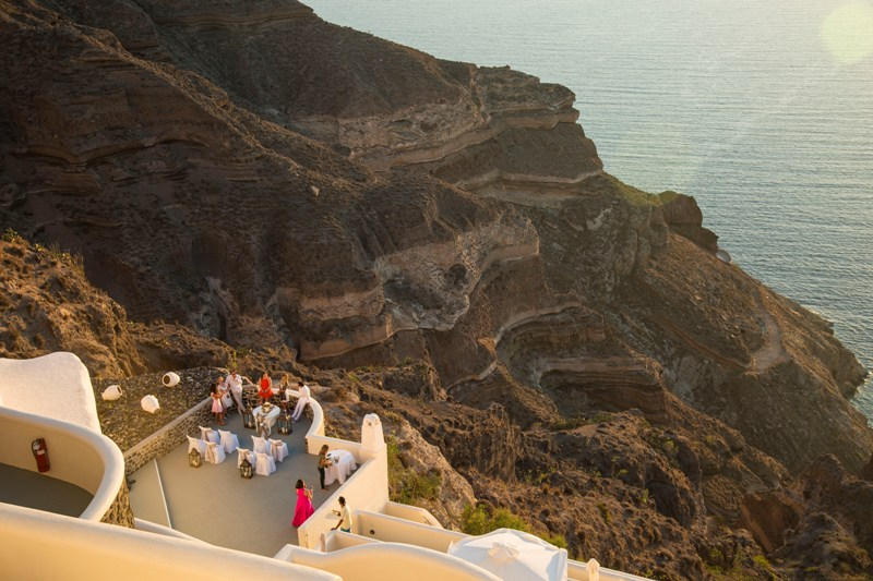 Alesandra  Ricardo Lov Weddings Santorini Packages 14