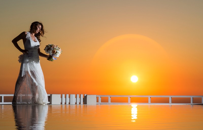 Alesandra  Ricardo Lov Weddings Santorini Packages 19