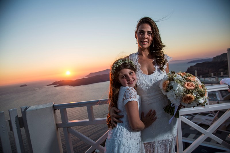 Alesandra  Ricardo Lov Weddings Santorini Packages 22
