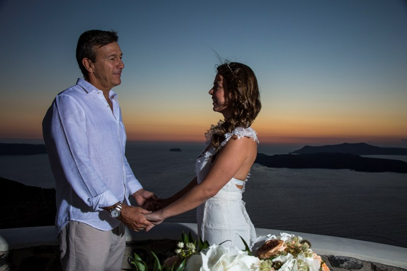 Alesandra  Ricardo Lov Weddings Santorini Packages 29