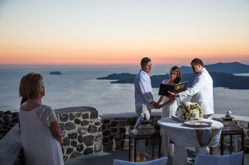 Alesandra  Ricardo Lov Weddings Santorini Packages 33