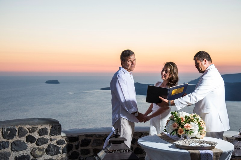 Alesandra  Ricardo Lov Weddings Santorini Packages 34
