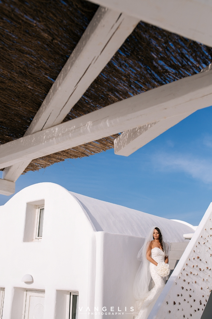 Santorini Weddings Vangelis Vangelisphotography Lovwed Lovweddings Leciel Ceremony01