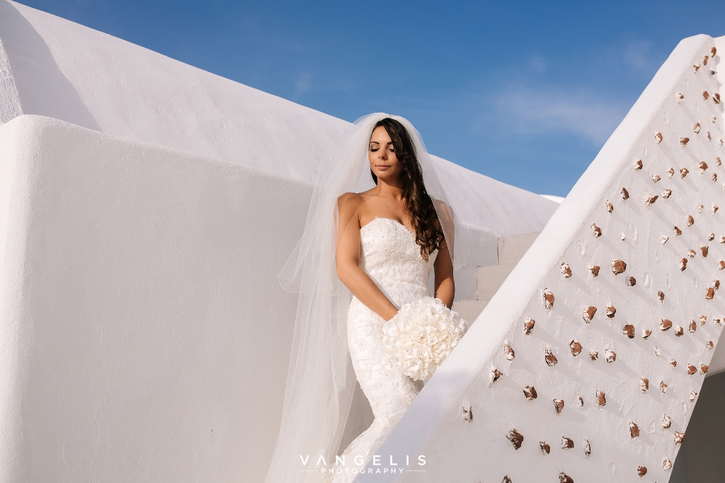 Santorini Weddings Vangelis Vangelisphotography Lovwed Lovweddings Leciel Ceremony02