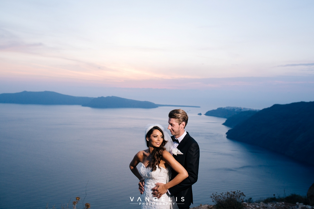 Santorini Weddings Vangelis Vangelisphotography Lovwed Lovweddings Leciel Ceremony20