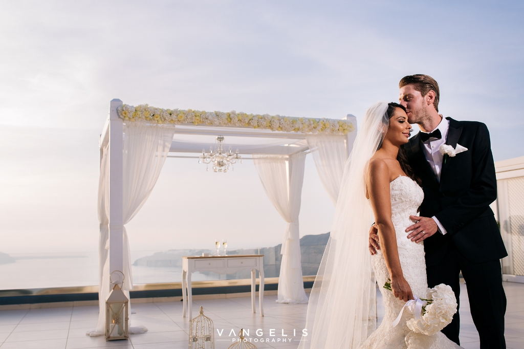 Santorini Weddings Vangelis Vangelisphotography Lovwed Lovweddings Leciel Ceremony33