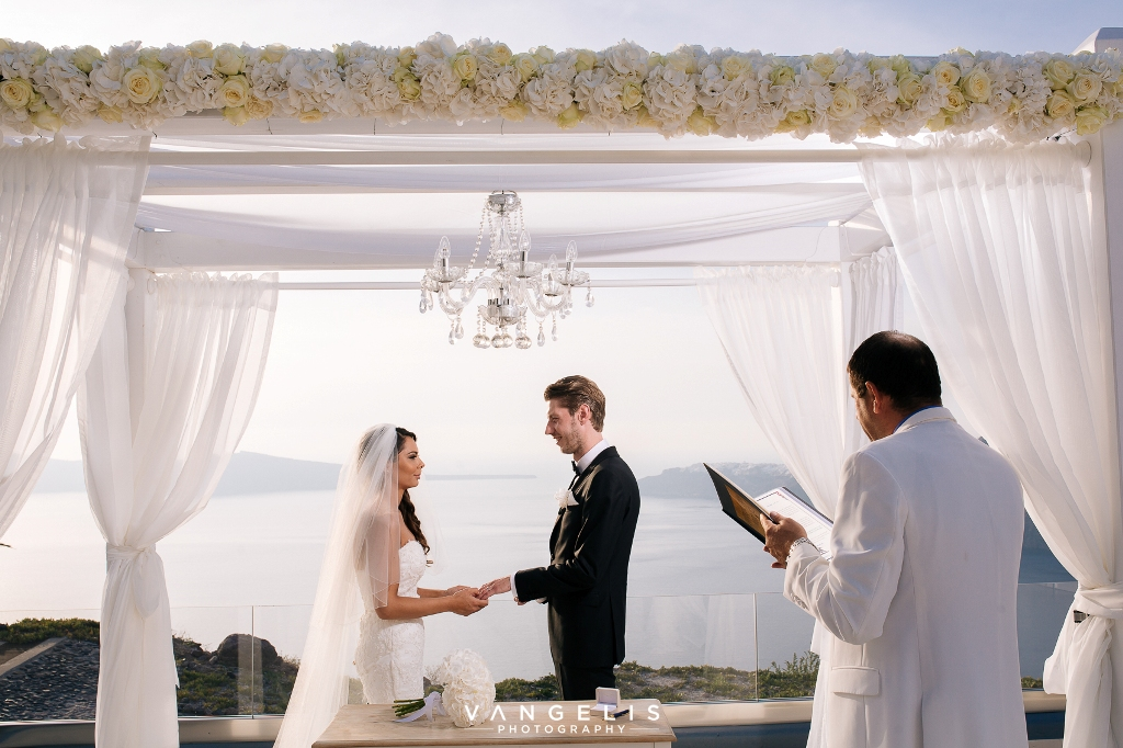 Santorini Weddings Vangelis Vangelisphotography Lovwed Lovweddings Leciel Ceremony36