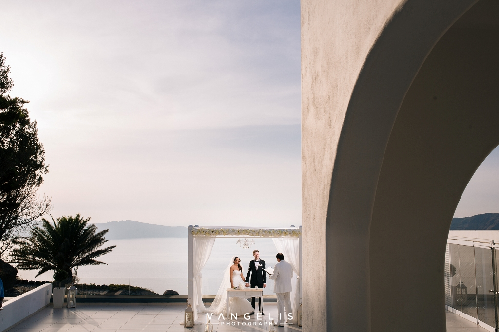 Santorini Weddings Vangelis Vangelisphotography Lovwed Lovweddings Leciel Ceremony38