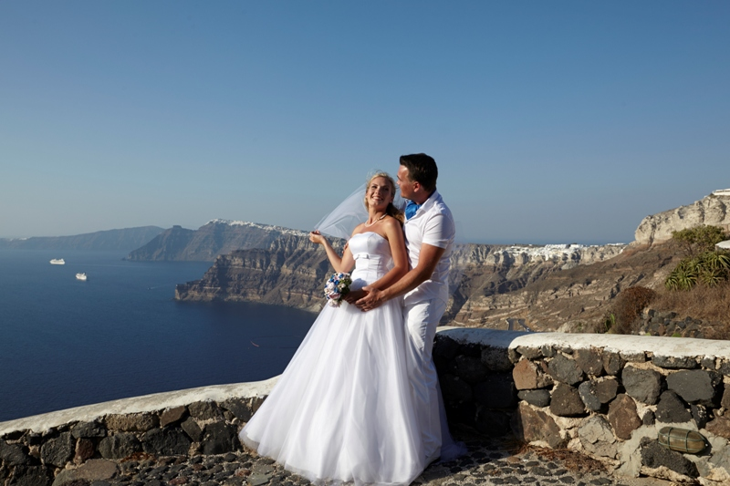 Ekaterina Slava Lov Weddings Santorini Package Photoshooting 40