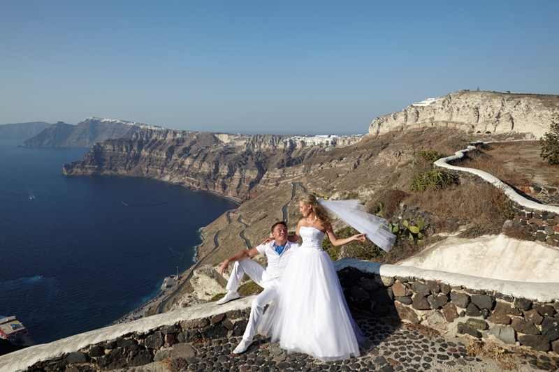 Ekaterina Slava Lov Weddings Santorini Package Photoshooting 44