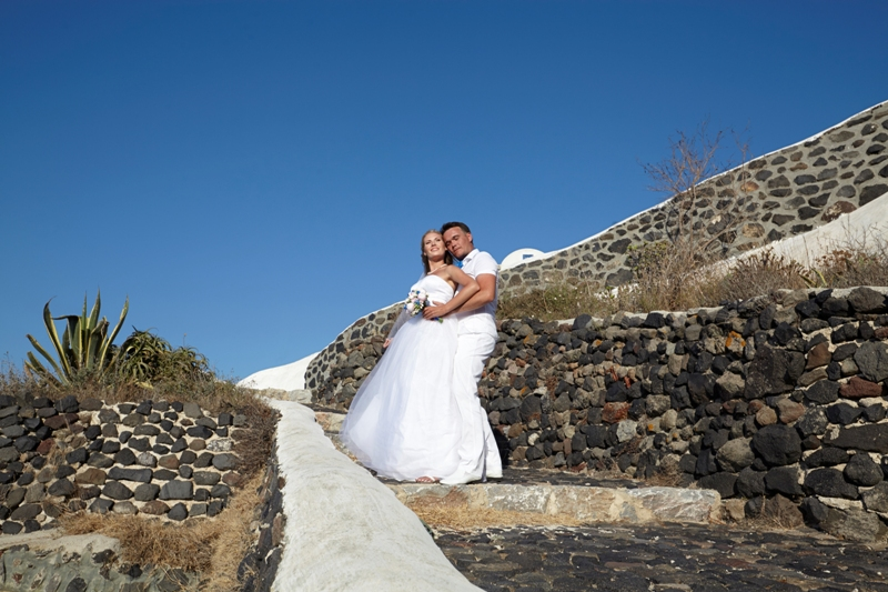 Ekaterina Slava Lov Weddings Santorini Package Photoshooting 50