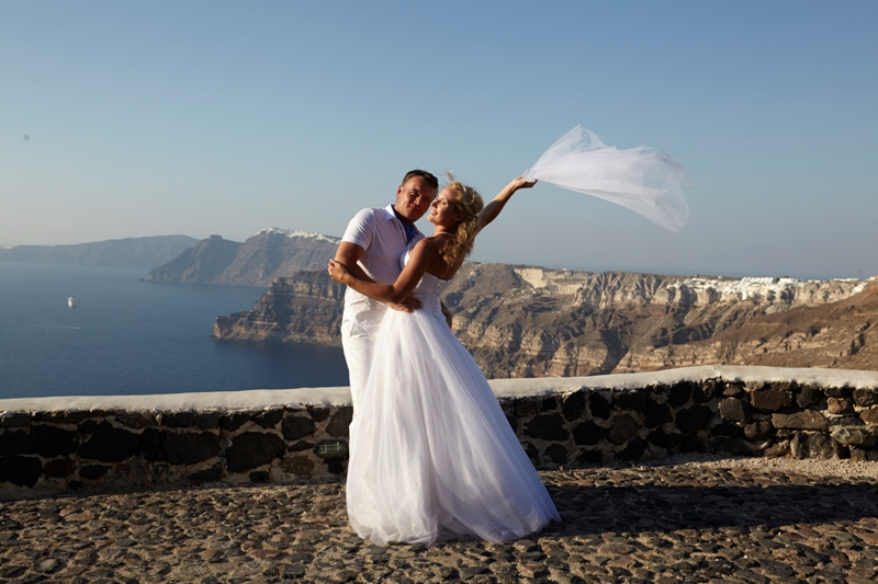 Ekaterina Slava Lov Weddings Santorini Package Photoshooting 61