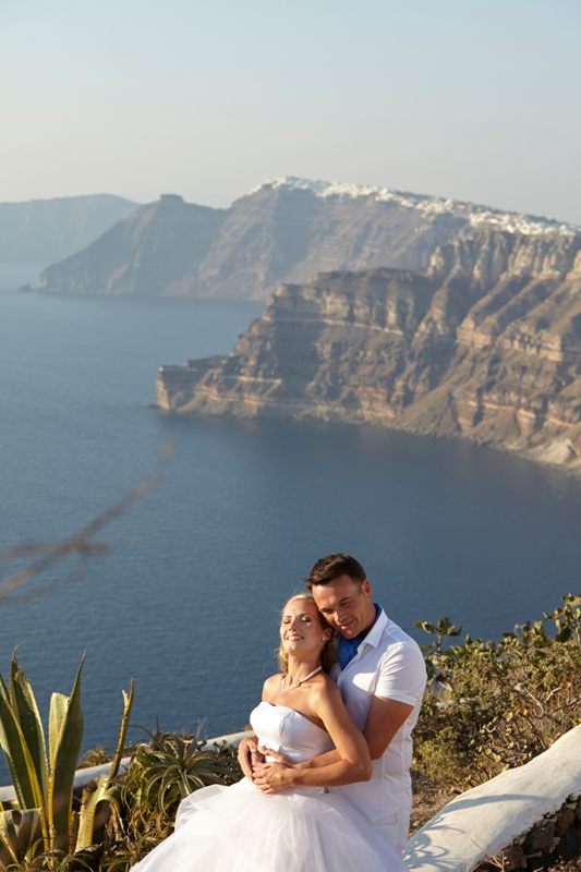 Ekaterina Slava Lov Weddings Santorini Package Photoshooting 63