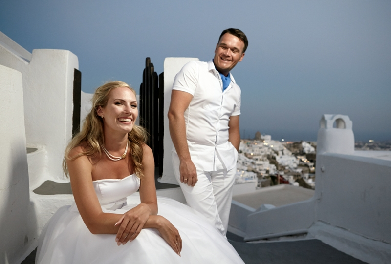 Ekaterina Slava Lov Weddings Santorini Package Photoshooting 74