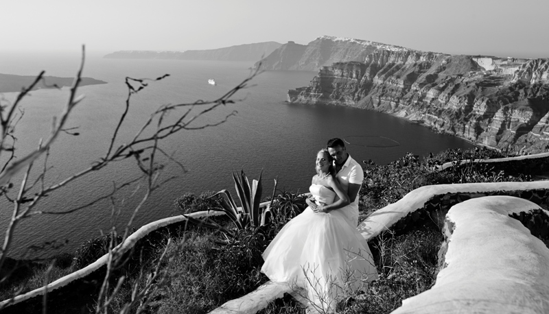 Ekaterina Slava Lov Weddings Santorini Package Photoshooting 79