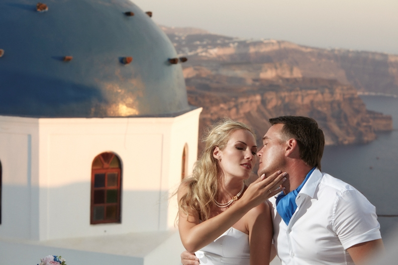 Ekaterina Slava Lov Weddings Santorini Package Photoshooting 83