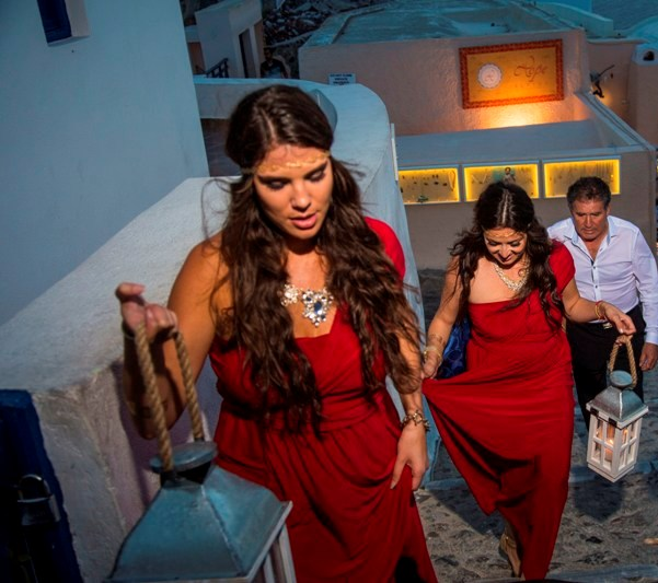 Lov Weddings Lovwed Santorini Greece Gustavo Maria Vow Renewal Lovwed 10