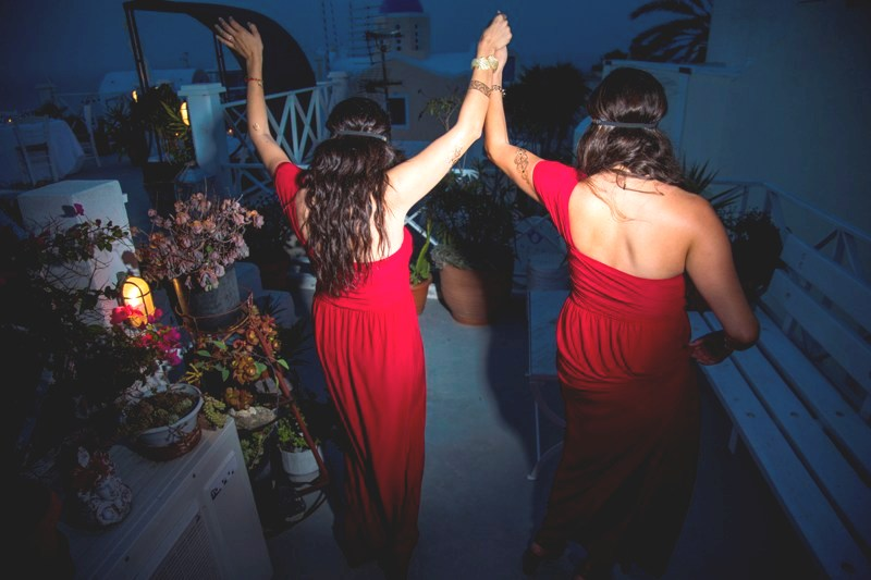 Lov Weddings Lovwed Santorini Greece Gustavo Maria Vow Renewal Lovwed 11