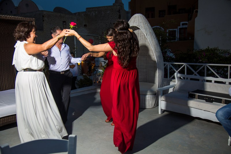 Lov Weddings Lovwed Santorini Greece Gustavo Maria Vow Renewal Lovwed 12