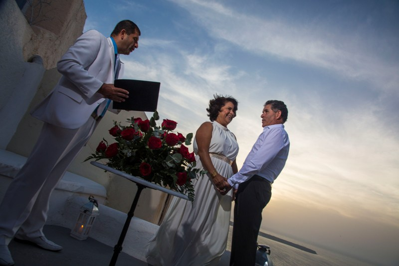 Lov Weddings Lovwed Santorini Greece Gustavo Maria Vow Renewal Lovwed 3